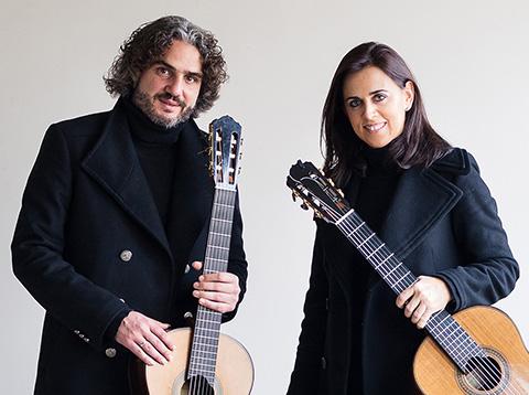 Kalamata Guitar Festival - Duo Melis - Αλέξης Μουζουράκης - Susana Prieto